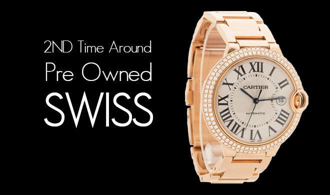 pre owned swiss watches highlands ranch, denver co