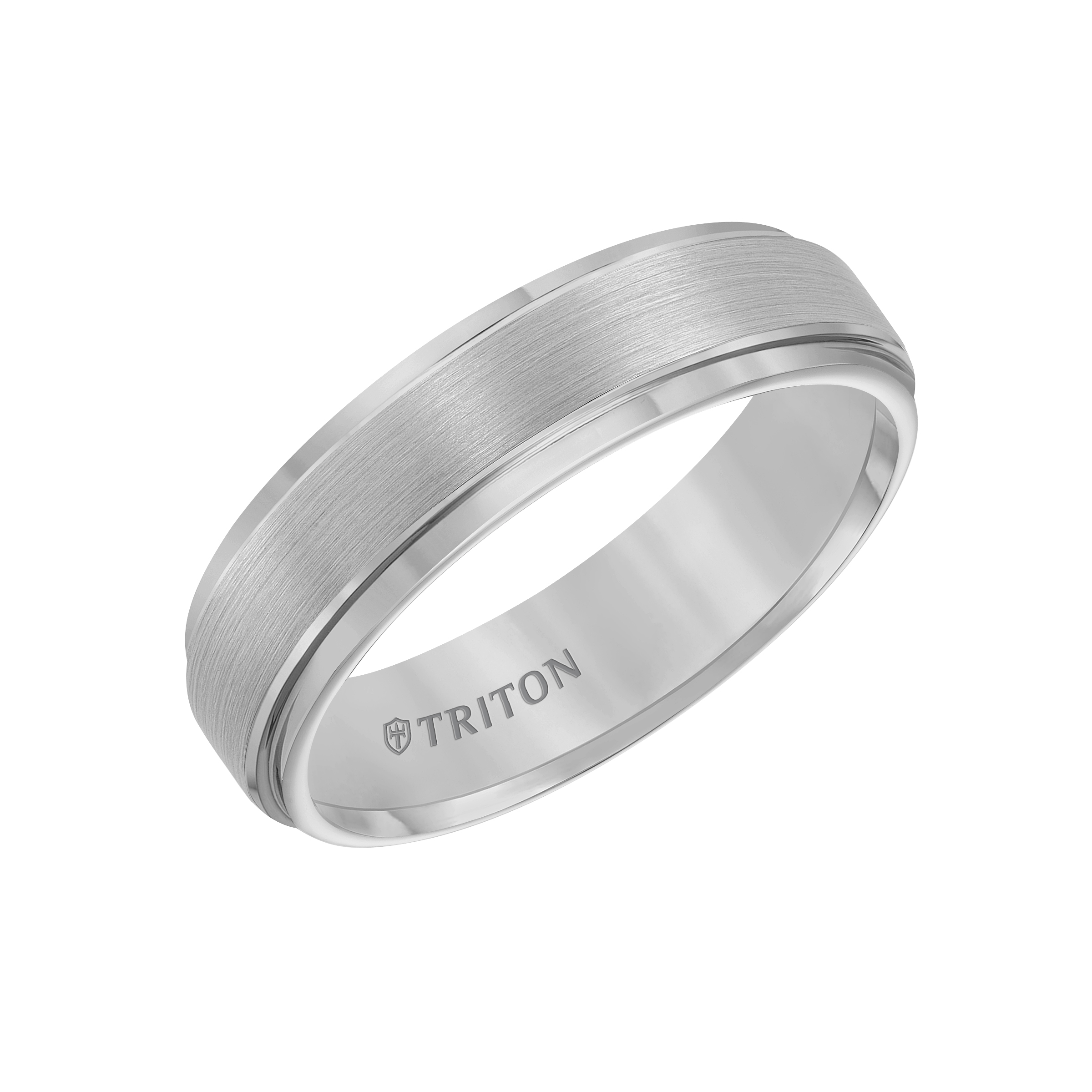 This is an image of Triton Wedding Bands Wedding Bands Highlands Ranch, Denver