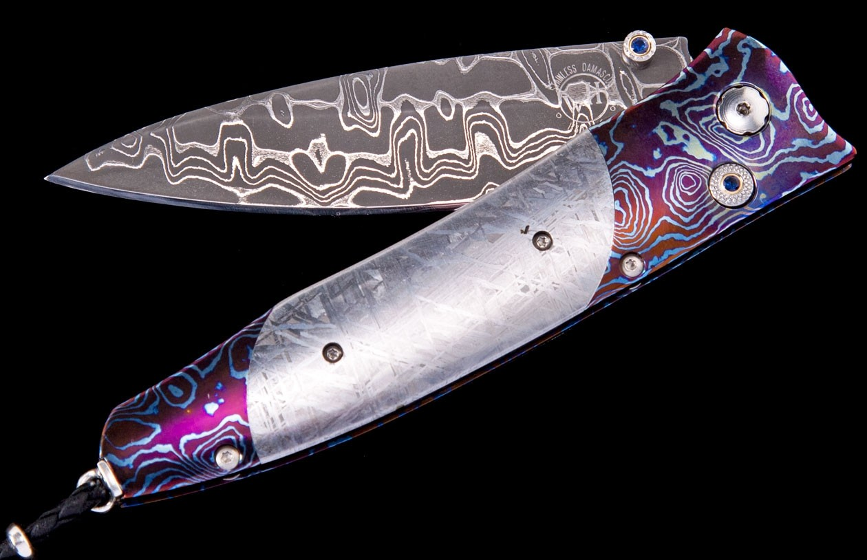 william henry knives breckenridge co