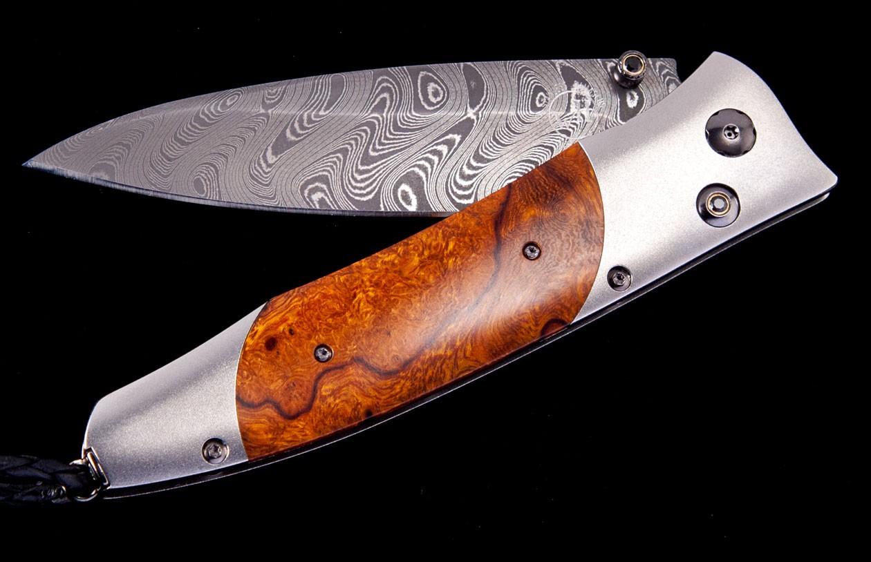 william henry knives breckenridge co