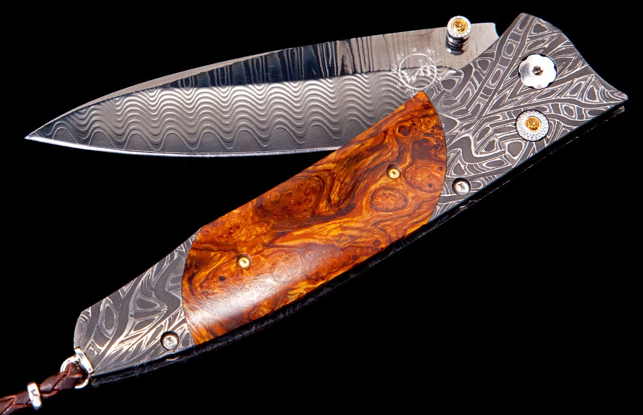 william henry knives highlands ranch