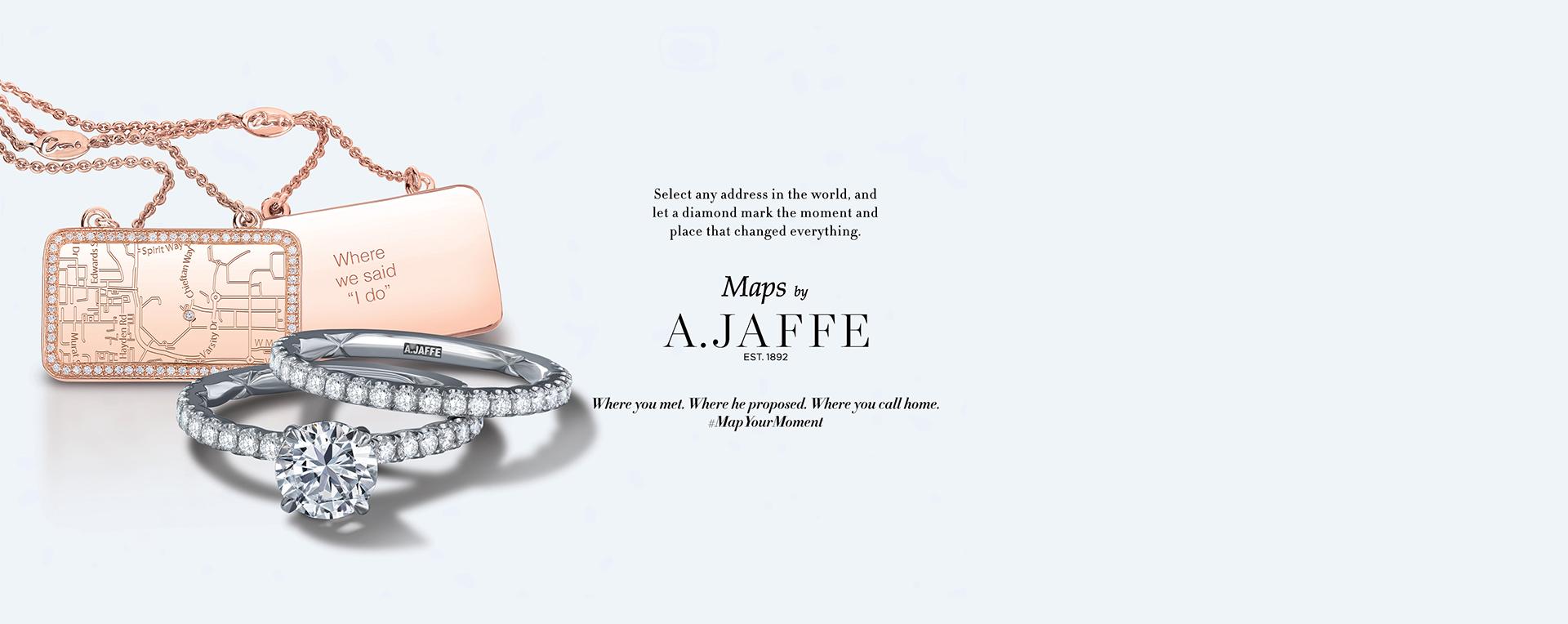 a jaffe maps