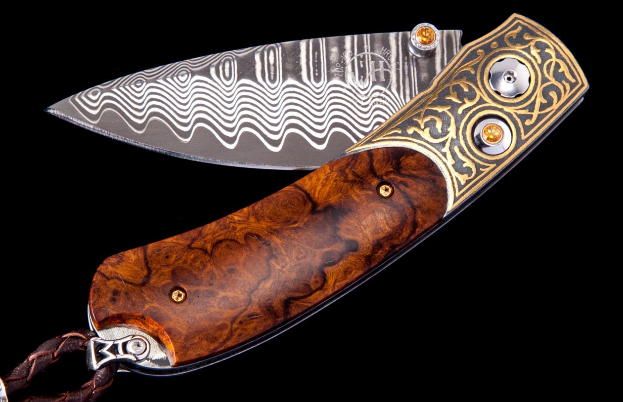 william henry knives highlands ranch co