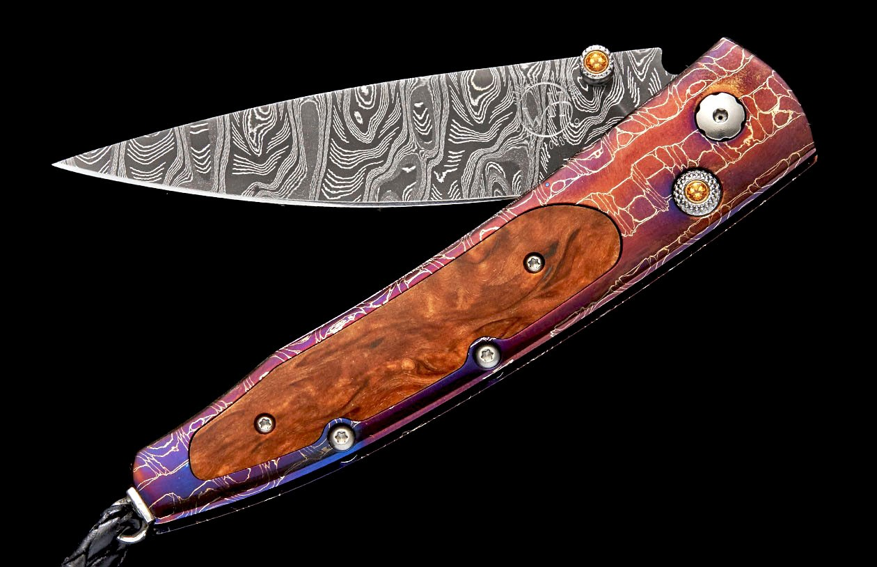 william henry knives denver