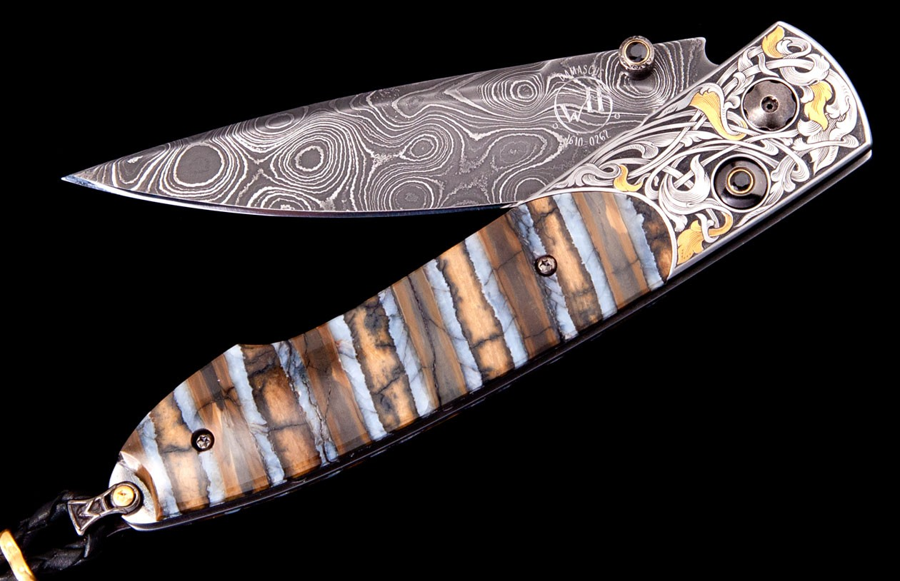 william henry knives denver