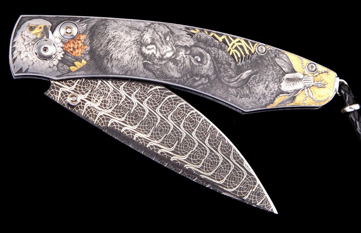 william henry knives