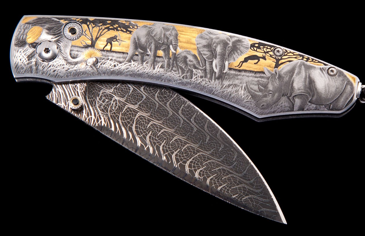 william henry knives