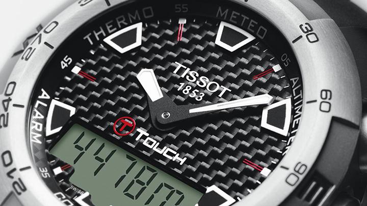 tissot t touch expert watch