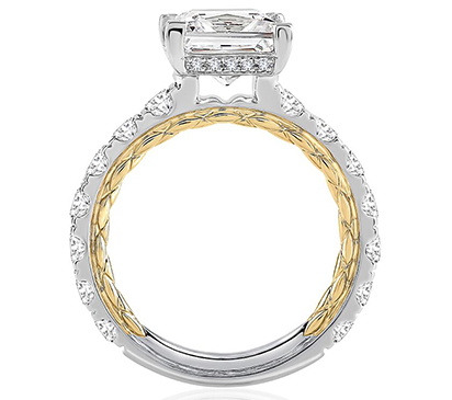 a jaffe engagement rings metropolitan collection